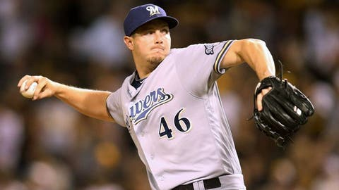 Corey Knebel (⬆ UP)