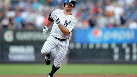 Brett Gardner - Yankees