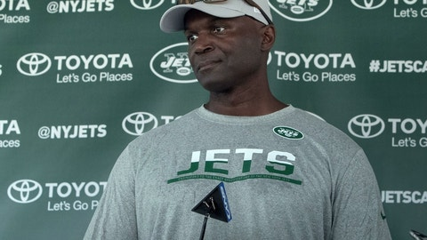 Todd Bowles, Jets