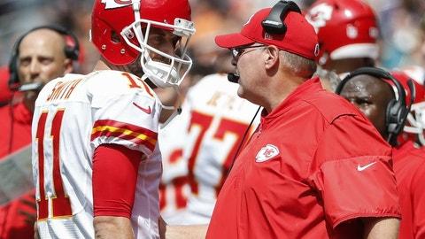 Kansas City Chiefs: 3