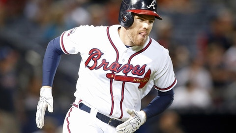 Braves: Freddie Freeman (2nd round, 78th pick, 2007)