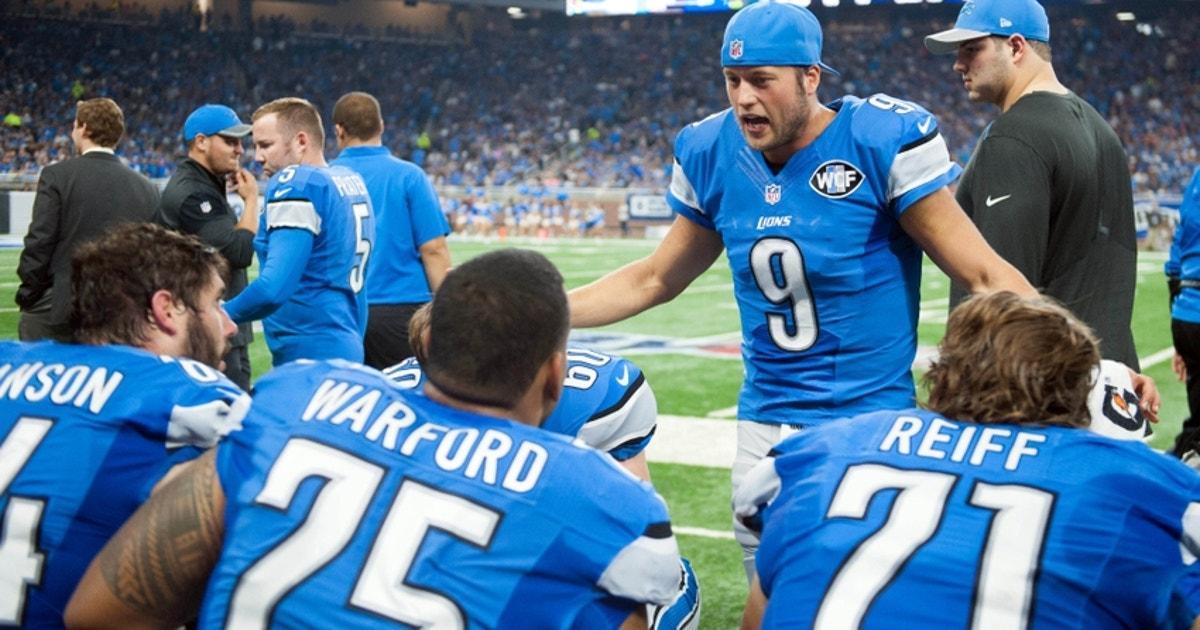 13f4ec0b The Detroit Lions Should Not Extend Matthew Stafford | FOX Sports