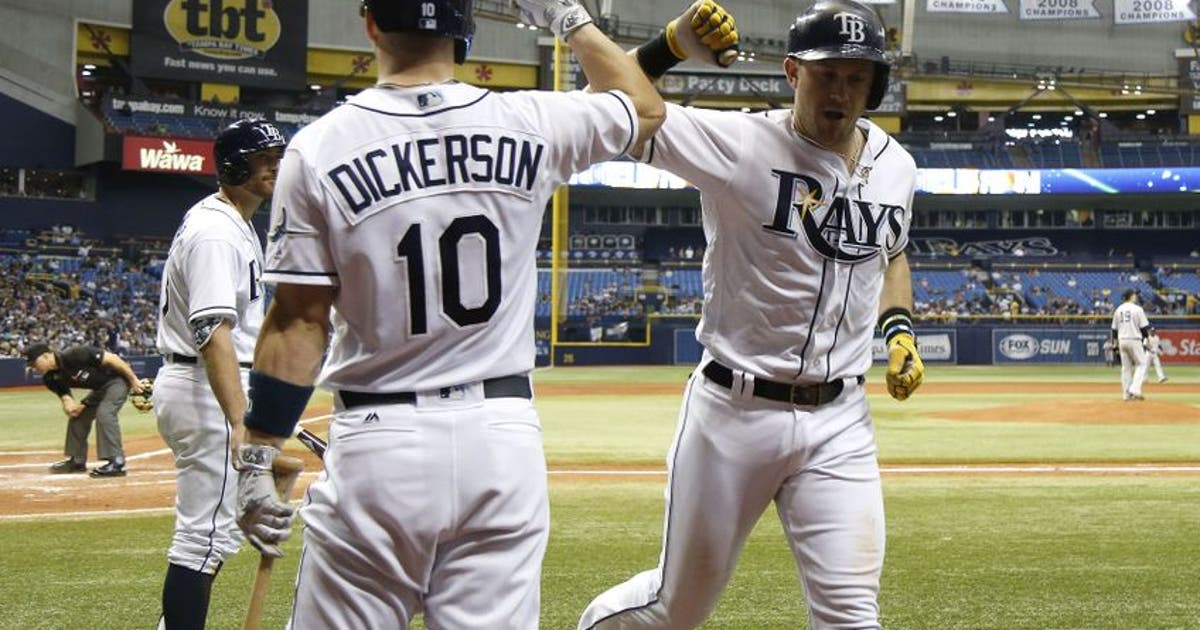 93972723 Tampa Bay Rays All Time 25 Man Roster | FOX Sports