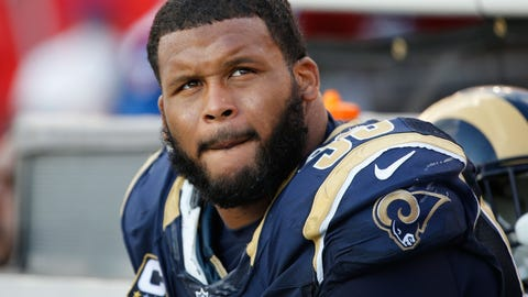 Defensive tackle: Aaron Donald, Rams ($2.5 million)