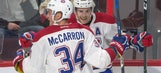 Montreal Canadiens Send Down Michael McCarron