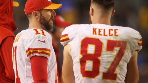 The Chiefs have the most primetime games with six