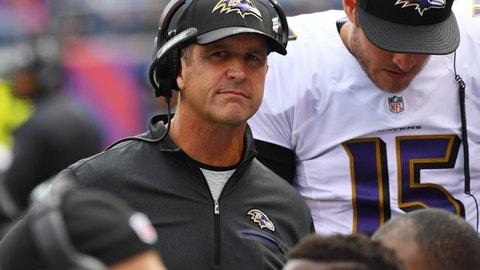 Baltimore Ravens: 7