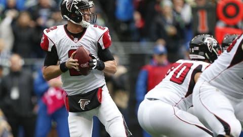 Matt Ryan, QB, Falcons