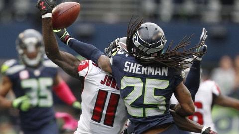 Richard Sherman, CB, Seahawks