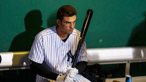 Greg Bird day-to-day