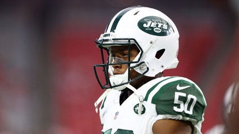 Packers: Darron Lee, LB