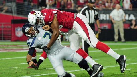 November 9: Seattle Seahawks at Arizona Cardinals, 8:25 p.m. ET
