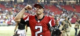Most Valuable Player Matt Ryan and the rest of the 2016 NFL award winners revealed