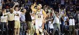 Memphis Grizzlies travel to Washington to face Wall, Wizards