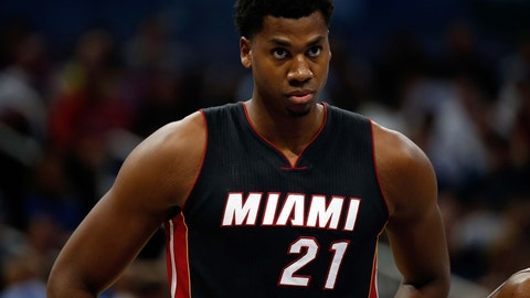 T-15. Hassan Whiteside, Miami Heat: $22,116,750