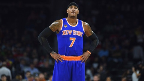 New York Knicks (19)