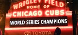 Wrigley Field named one of the happiest places on Earth by CNN