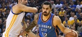 OKC Thunder Pregame injury news and update  – Adams out, Thompson in