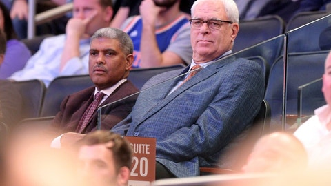 Feb. 7: Phil Jackson's cryptic tweet ripping Carmelo