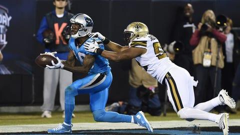 September 24: New Orleans Saints at Carolina Panthers, 1 p.m. ET