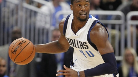 T-15. Harrison Barnes, Dallas Mavericks: $22,116,750