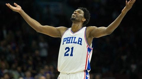 Philadelphia 76ers (15)