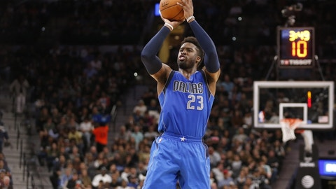 Wesley Matthews, Dallas Mavericks