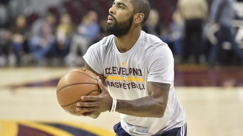 Kyrie Irving, Cleveland Cavaliers