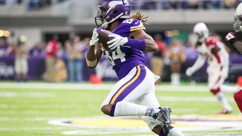 WR Cordarrelle Patterson, unrestricted