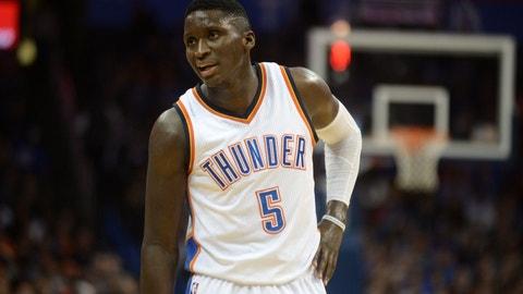 Oklahoma City Thunder (9)