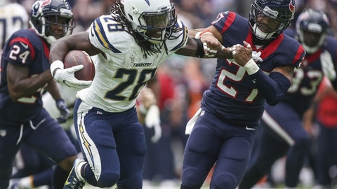 Melvin Gordon - Los Angeles Chargers