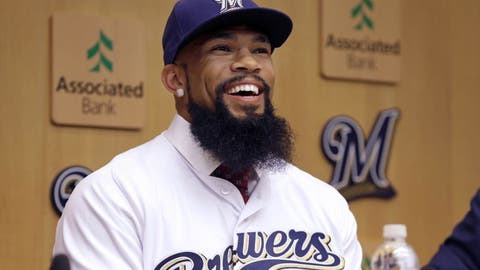 What kind of production can be expected from Eric Thames?