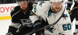 Which NHL teams play on NBCSN this week, January 16th?