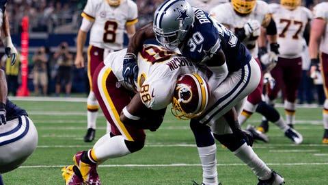 November 30: Washington Redskins at Dallas Cowboys, 8:25 p.m. ET