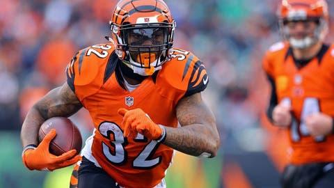 Jeremy Hill, RB, Bengals