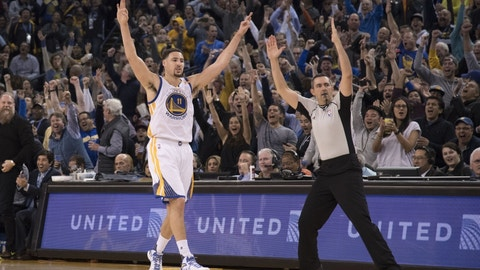 Klay Thompson: 60 vs. Pacers (12/6/16)