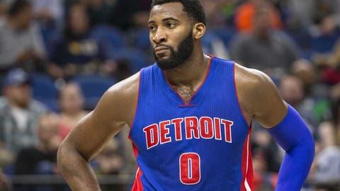 Andre Drummond, Detroit Pistons