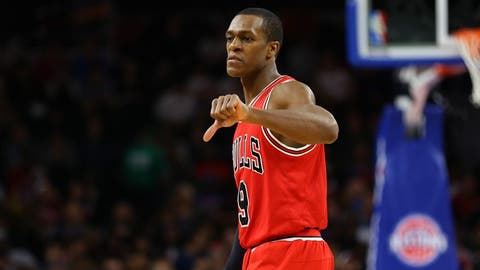 Rondo is not an easy guy to get along with