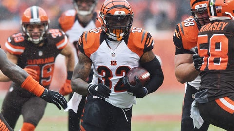 October 1: Cincinnati Bengals at Cleveland Browns, 1 p.m. ET