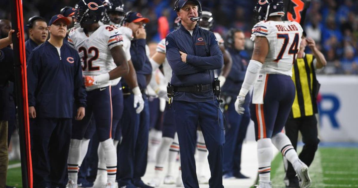 chicago bears 2017 coaching review looking at the top four coaches