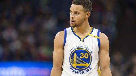 Stephen Curry got more votes than both James Harden and Russell Westbrook