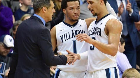 Surprise Juggernaut of the Week: Villanova