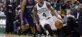 Charlotte Hornets Drop Fifth Straight in Loss to the Boston Celtics