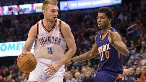 Domantas Sabonis, Phoenix Suns