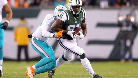 Quincy Enunwa, WR, Jets (RFA)