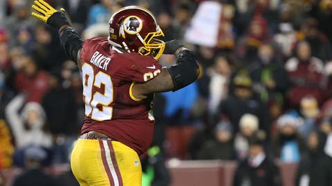 DT Chris Baker (Redskins)