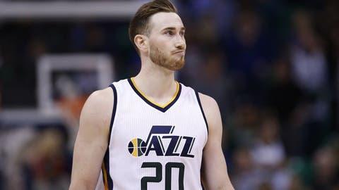 Wild card: Gordon Hayward, Utah Jazz
