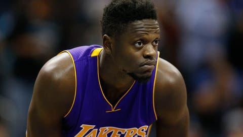 Julius Randle, Los Angeles Lakers (third season)