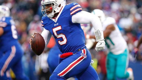 Tyrod Taylor: Cleveland Browns
