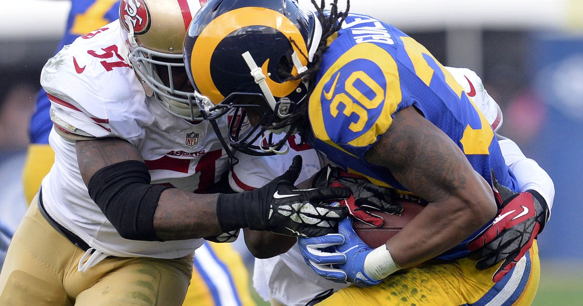 c9f0c6013 Is It Unfair to Blame Todd Gurley For Struggling in 2016 With Los Angeles  Rams